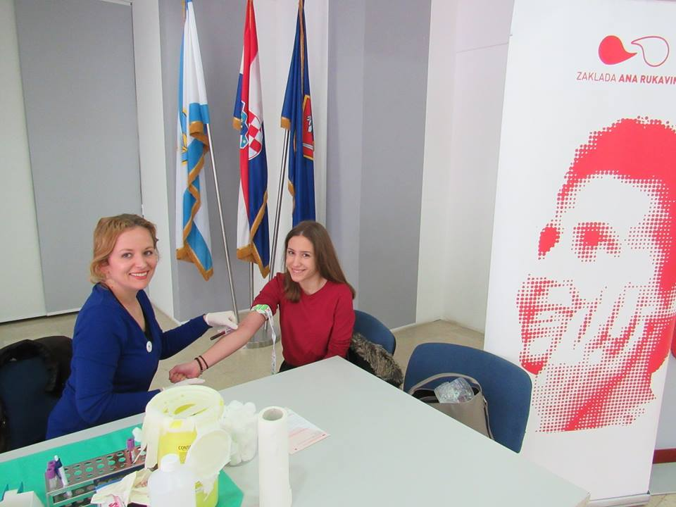Photo of 74 novih potencijalnih darivatelja pridružilo se Hrvatskom registru u Gospiću