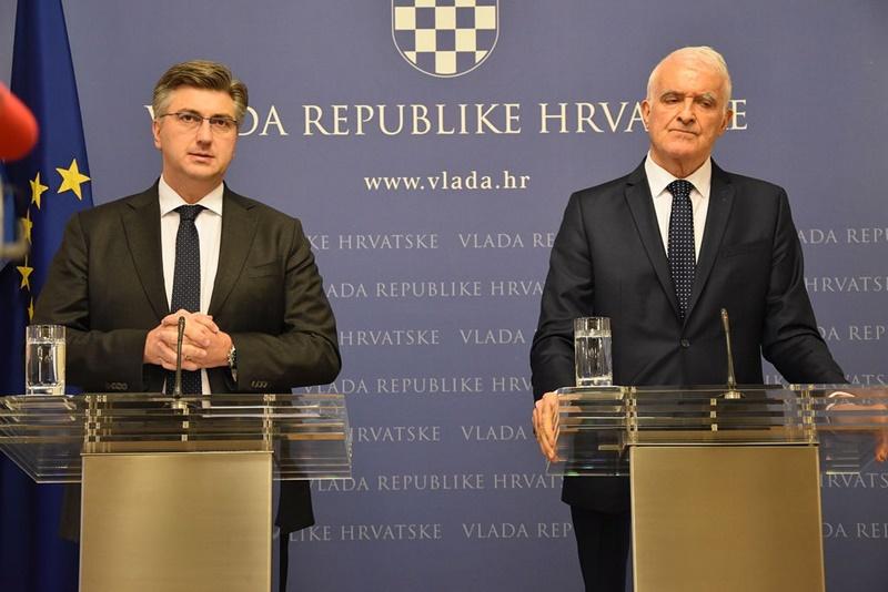 Photo of Predsjednik Vlade: Temeljito ćemo analizirati preporuke Vijeća i sukladno procjenama poduzimati odgovarajuće korake