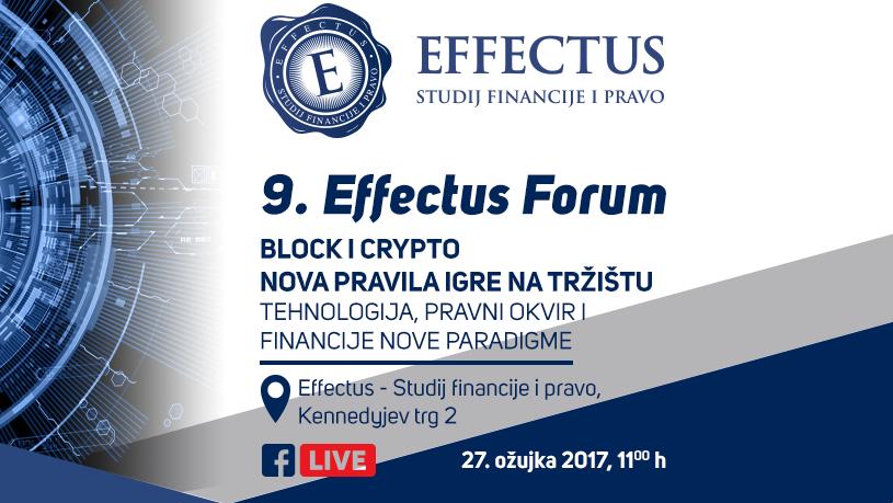 Photo of Zagrebački EFFECTUS poziva na forum o kripovalutama