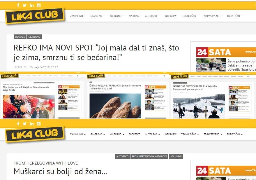 """Photo of TOP 5 Što se najviše čitalo u veljači? Muškarci su bolji od žena, skijalište Mukinje, """"Bećarina""""…"""