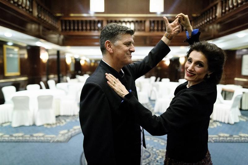 """Photo of Klapski duet od kojeg zastaje dah, klapa Rišpet i Doris Dragović """"Jedina jubav moga života""""!"""