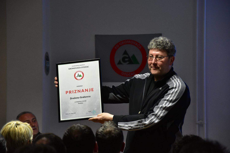 Photo of FOTO: Održana je redovna skupština Planinarskog društva Gromovača iz Otočca
