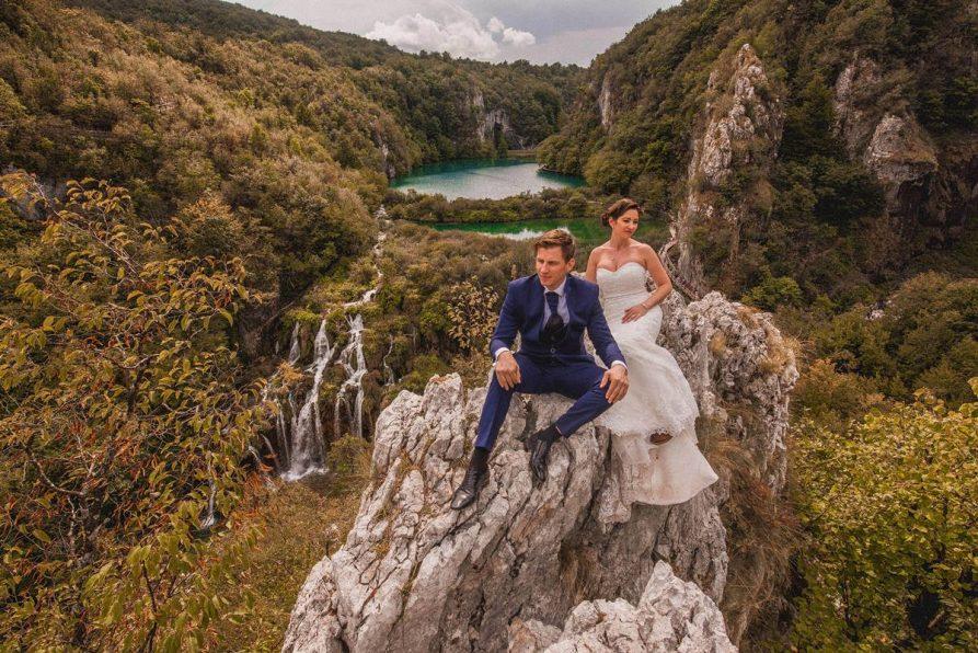 Photo of VIDEO: Bajkovito vjenčanje na Plitvičkim jezerima
