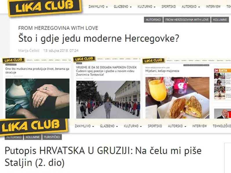Photo of TOP 5 Što se najviše čitalo u ožujku? Moderne Hercegovke, putopis, novi video Zvonimira Tonkovića…