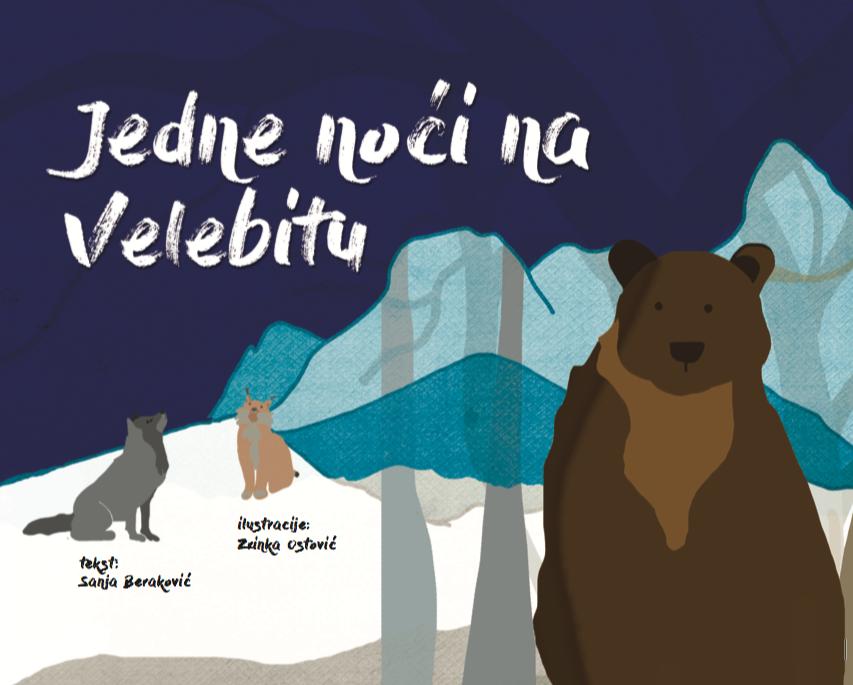 Photo of TRAVANJ U NP SJEVERNI VELEBIT: Dan otvorenih vrata Kuće Velebita i predstavljanje velebitske slikovnice