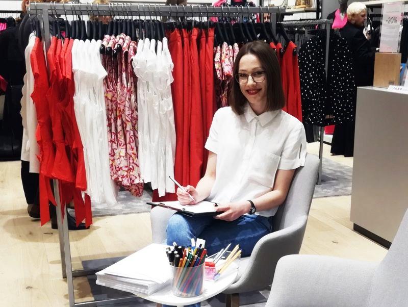 """Photo of INTERVIEW – Ana Grgurić: """"Ljubav prema crtanju ljudi spojila sam s modnom ilustracijom"""""""