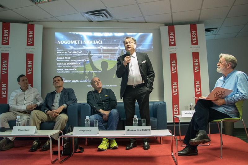 """Photo of Održan panel NOGOMET I NAVIJAČI: """"Manje navijačkih nereda, zbog manjka gledatelja"""""""