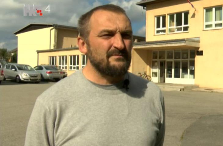 """Photo of Ante Kovač nakon početka izgradnje vodovoda: """"Radovi na Rudanovcu i Rastovači se planiraju izvesti u predsezoni"""""""