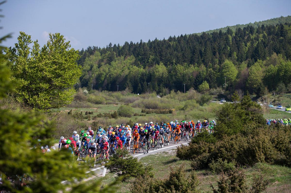 Photo of Utrka kroz prirodne ljepote: TOUR OF CROATIA prolazi kroz Plitvičke doline!