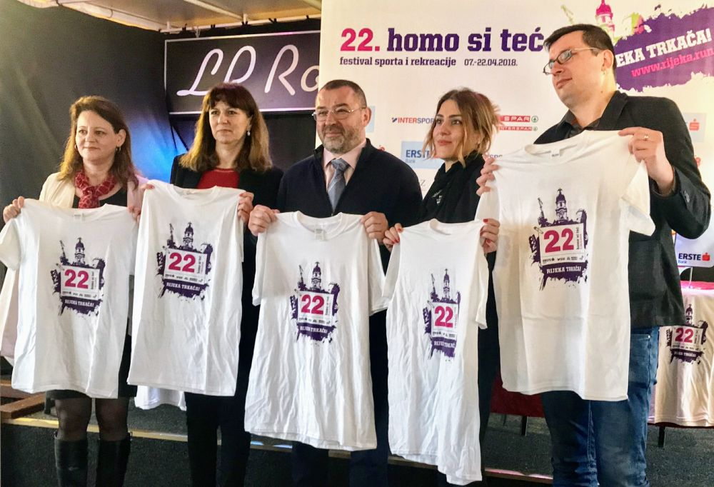 Photo of RIJEKA TRKAČA: Najavljen 22. Homo si teć