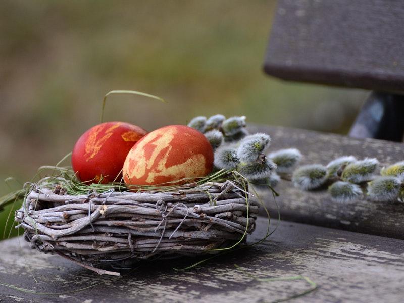 Photo of Kako je nastao običaj bojanja jaja za Uskrs?
