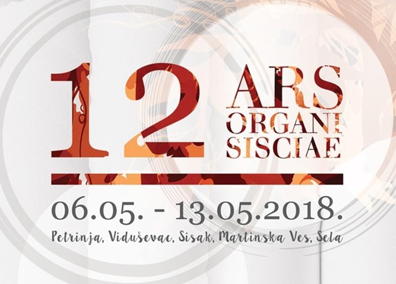 Photo of ARS ORGANI SISCIAE U Sisku od 6. do 13. svibnja spektakularni orguljaški tjedan!
