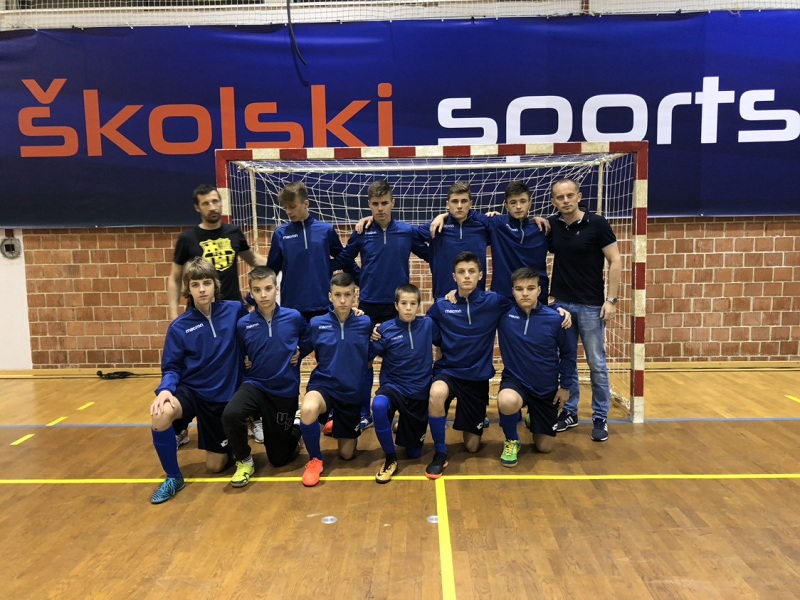 Photo of Malonogometaši iz Osnovne škole dr. Jure Turića osvojili drugo mjesto na Državnom prvenstvu!