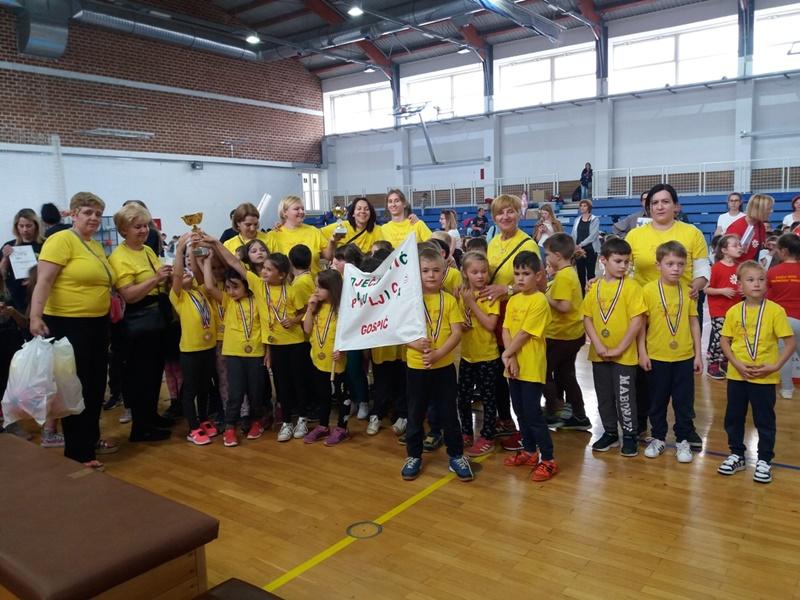 Photo of U Otočcu održan Olimpijski festival dječjih vrtića Ličko-senjske županije