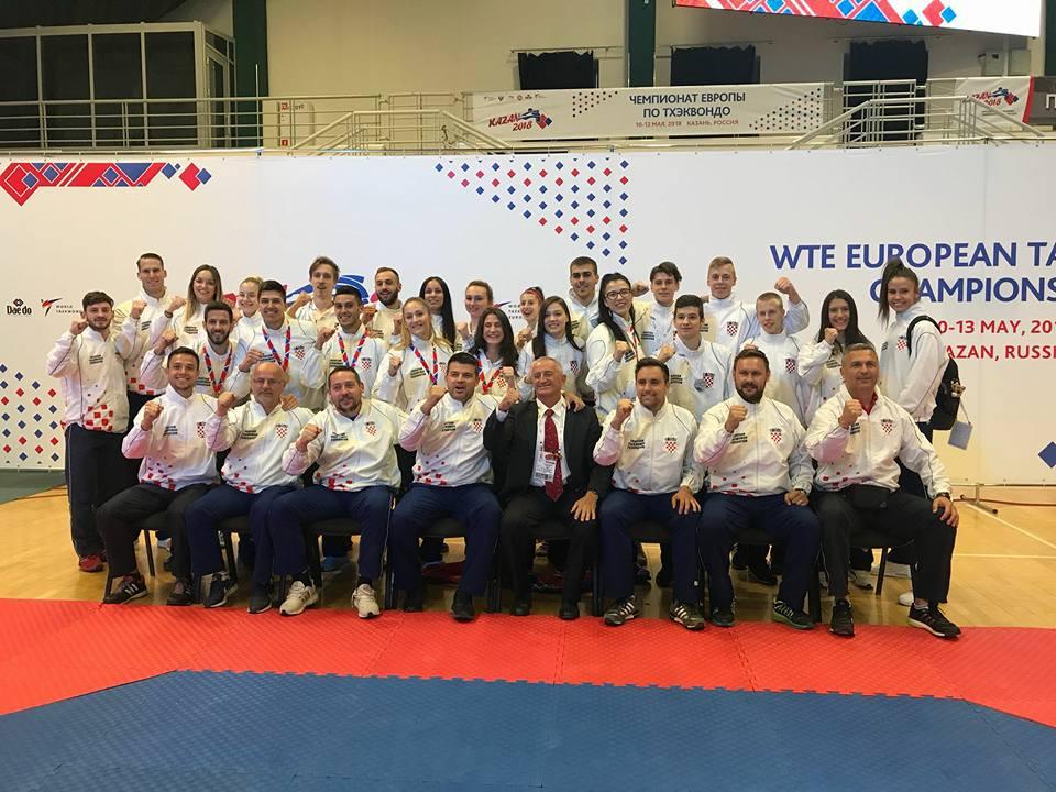 Photo of Gradonačelnik Bandić uputio čestitku hrvatskim taekwondoašima