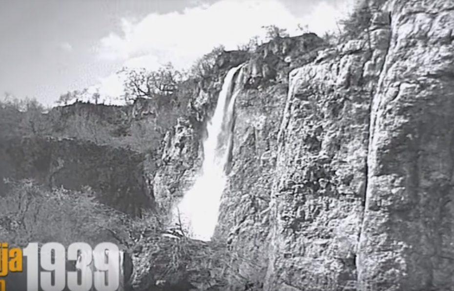 Photo of RIJETKE SNIMKE Plitvička jezera u obiteljskom videu iz 1939. godine!