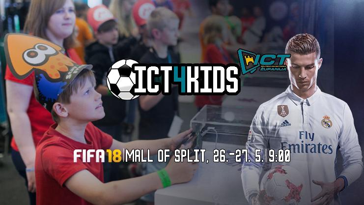 Photo of BATTLE4SPLIT 2018: Otvorene su prijave za humanitarno FIFA 18 natjecanje!