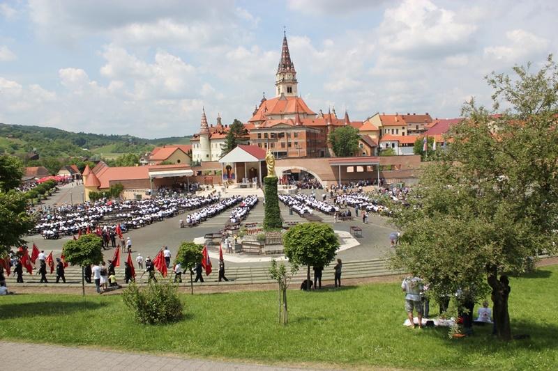 Photo of Na 19. hodočašću u Mariju Bistricu sudjelovalo gotovo 2000 vatrogasaca