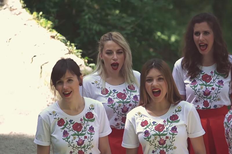 """Photo of Singrlice najavljuju novi album tradicionalnom pjesmom """"Katica, Katica"""""""