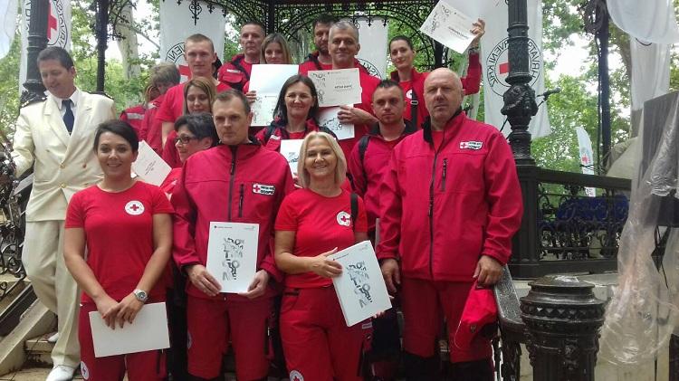 """Photo of Gospićki """"Crveni križ"""" ima najbolji volonterski tim u Hrvatskoj!"""