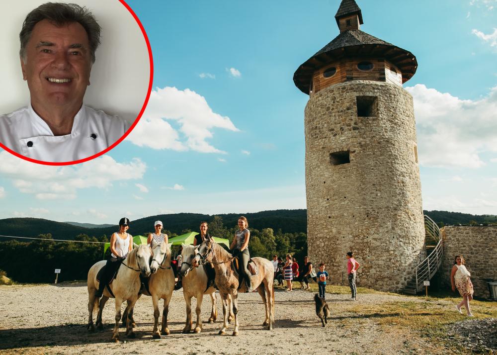 Photo of Gost manifestacije Legende Plitvičkih Dolina legendarni kuhar Stevo Karapandža!