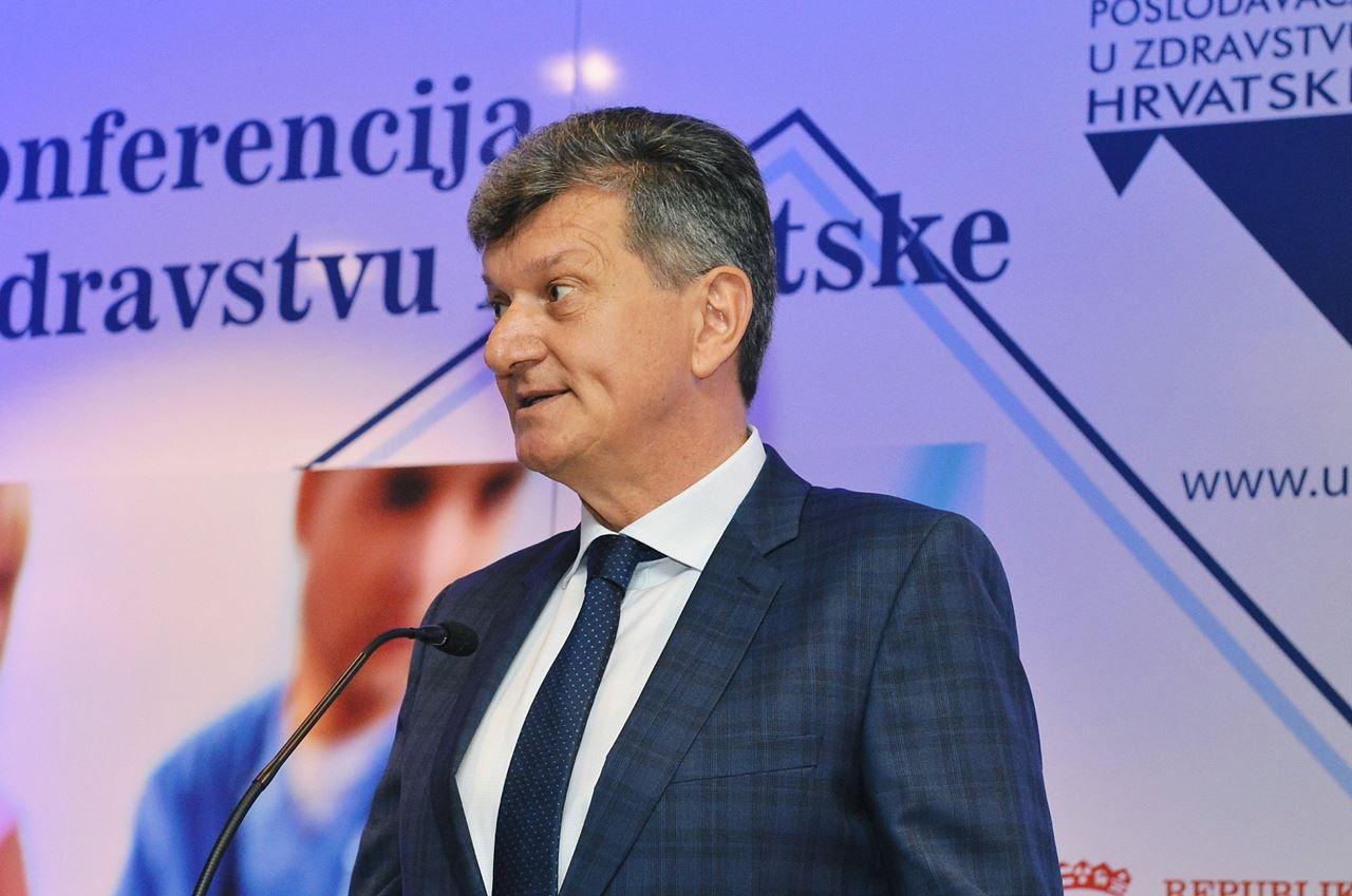Photo of Ministar zdravstva Milan Kujundžić i svi čelnici zdravstvenih ustanova o novom zakonu
