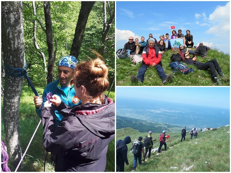 Photo of FOTO 1. Opća planinarska škola uspješno završena – Gromovčani zaradili diplome