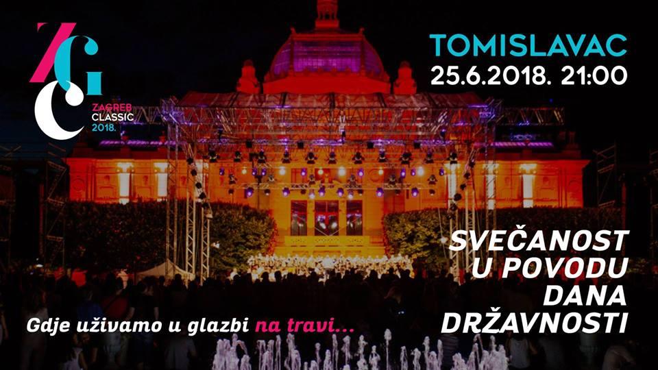 Photo of Zagrebačka filharmonija svečano za Dan državnosti