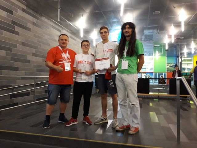 Photo of Hrvatska osvojila dva zlata na Svjetskom prvenstvu robotičara