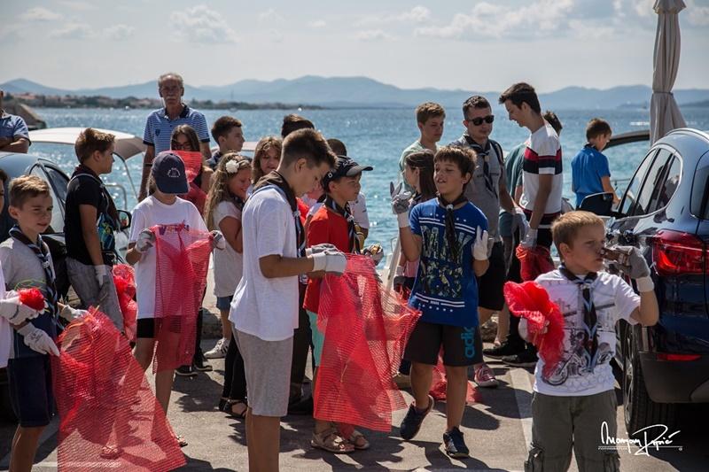 Photo of Ronilačka atrakcija i ekološka akcija u Vodicama