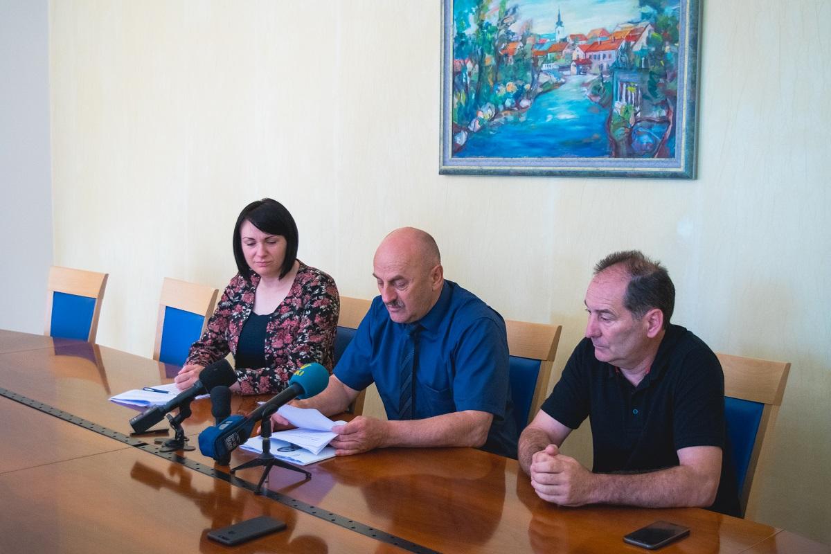 """Photo of Gradonačelnik Karlo Starčević: """"Sigurnim koracima idemo prema svojim zacrtanim ciljevima"""""""