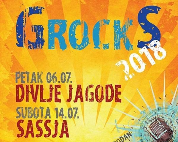 Photo of Divlje jagode, Sassja i Buđenje stižu na GROCKS!