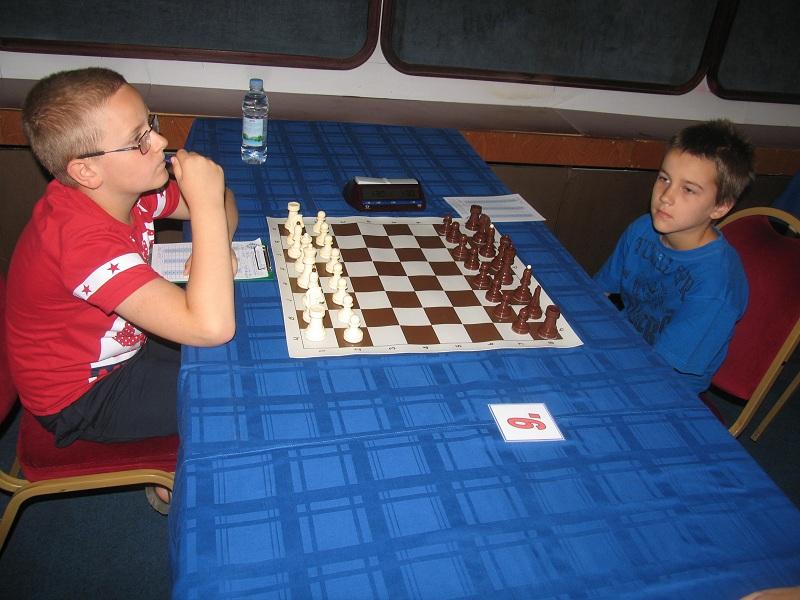 Photo of Najmlađi gospićki šahist Karlo Marijević uspješan na Kadetskom prvenstvu Hrvatske