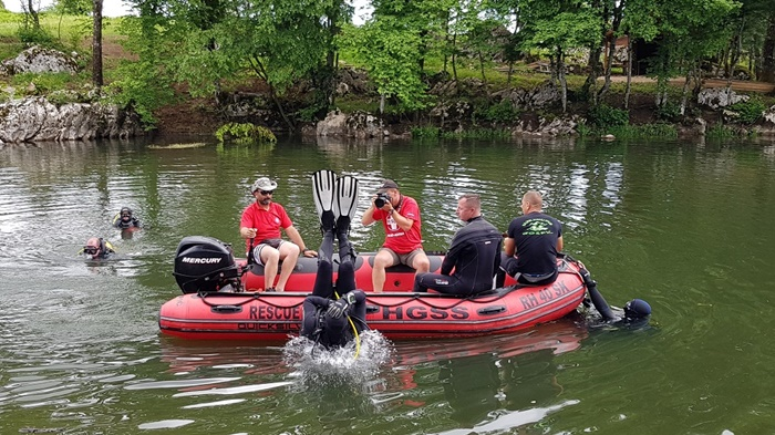 Nemo-Adria Rescue Team, HGSS Stanica Gospić, DVD Jastrebarsko