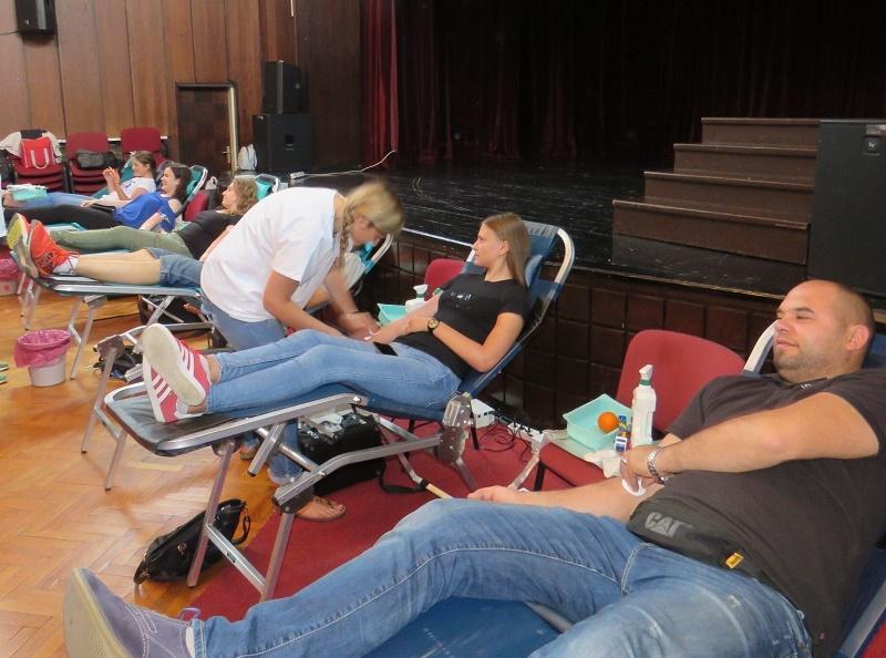 Photo of Raste broj darivatelja krvi u Gospiću