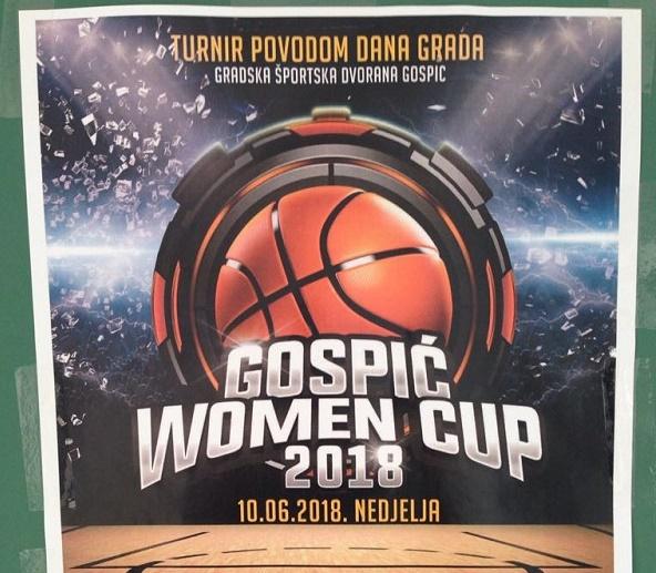 Photo of Turnir u ženskoj košarci povodom Dana grada Gospića
