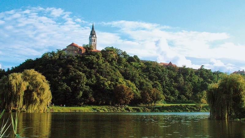 Photo of The Frajle na DunavArt Festivalu u Iloku!