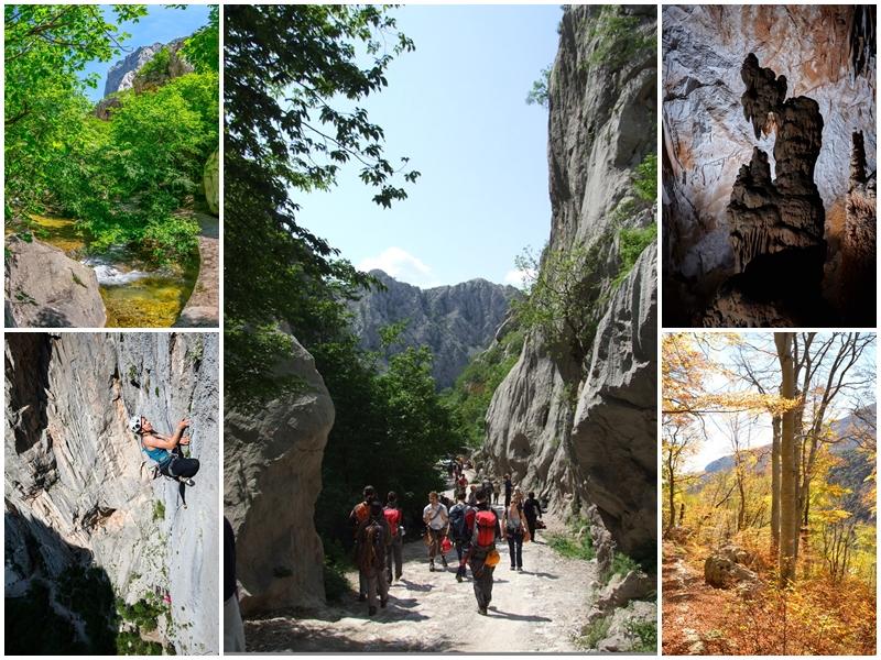 Photo of TJEDAN PAKLENICE Duboki kanjoni, ali i vrhovi Velebita – sve u Nacionalnom parku Paklenica!