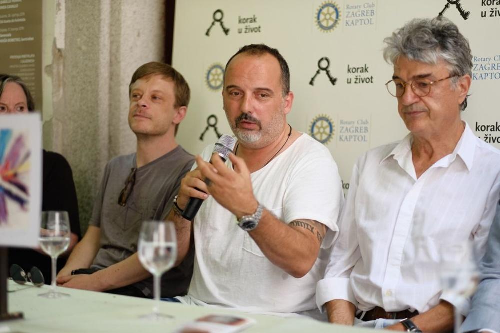 """Photo of Tony Cetinski u humanitarnoj glazbenoj priči """"Korak u život"""" na ljetnoj sceni amadeo u Zagrebu!"""