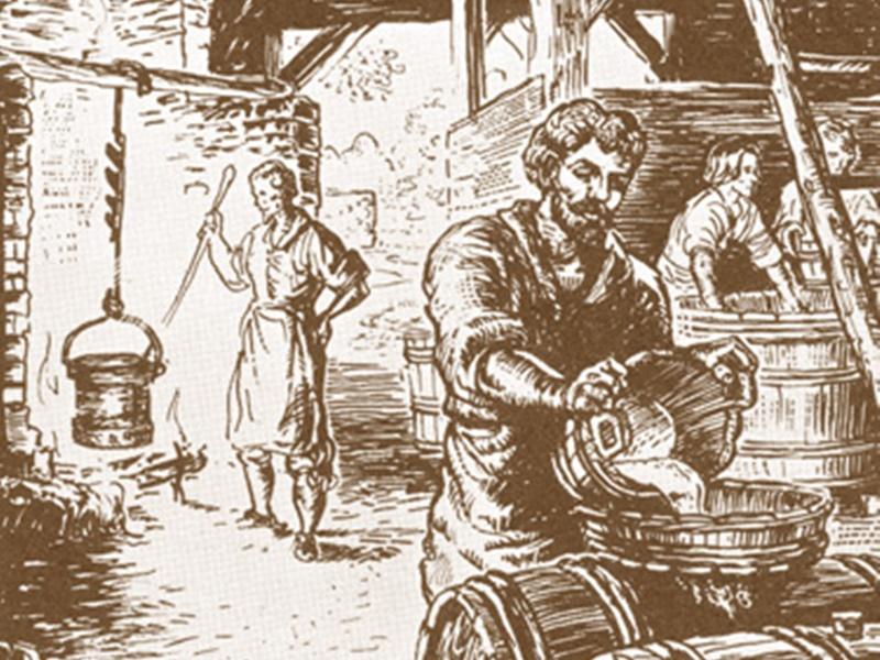 Photo of PRIČA O OTOČKOJ PIVOVARI Kako je pivo došlo u Hrvatsku? Prvi siguran dokaz seže u 14. stoljeće!
