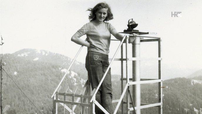 Photo of TJEDAN VELEBITA Štefanija Tomaić – legenda meteorološke postaje na Zavižanu