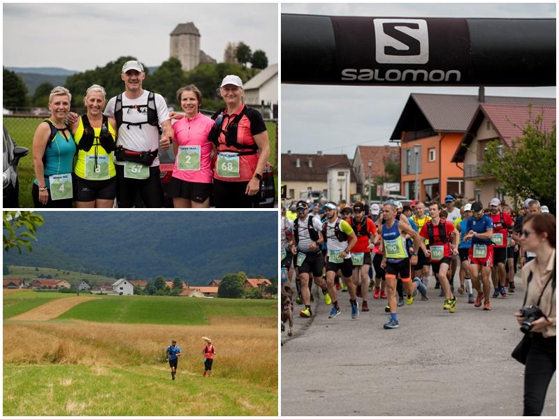 Photo of FOTO U Brinju održana prva utrka planinskog trčanja BRINJE TRAIL