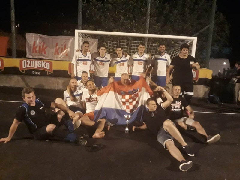 "Photo of Domaćini osvojili 6. Malonogometni turnir ""Heroji domovinskog rata"""