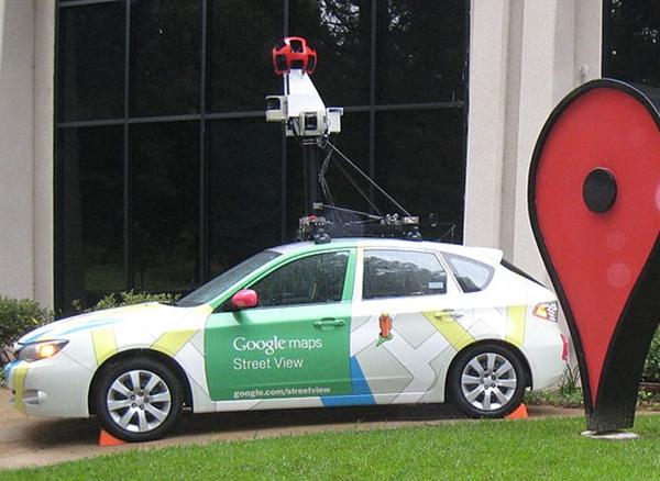 Photo of Google Street View automobil ponovno na hrvatskim cestama
