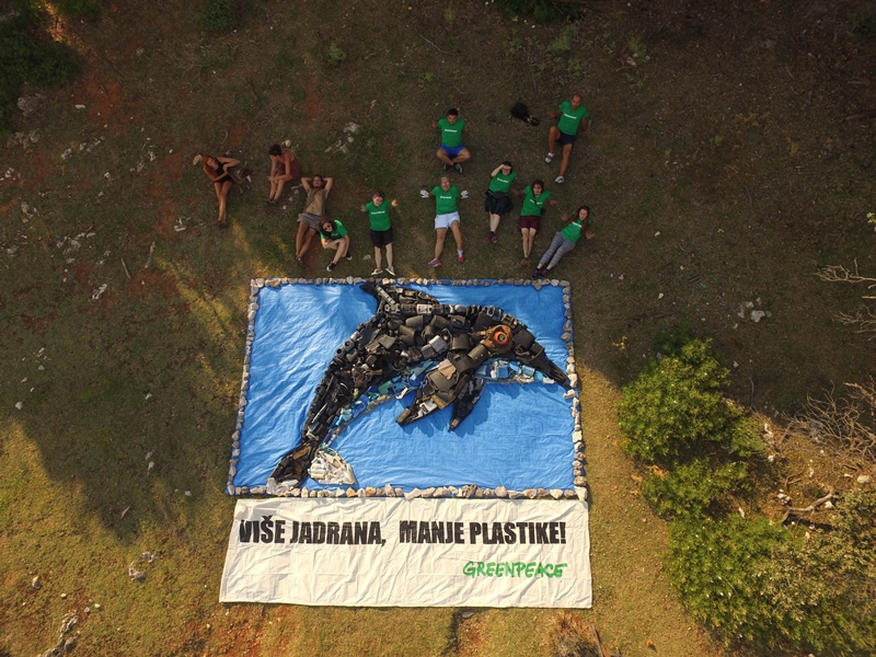Photo of Plastika koju vidimo na plažama samo je 5% onečišćenja mora