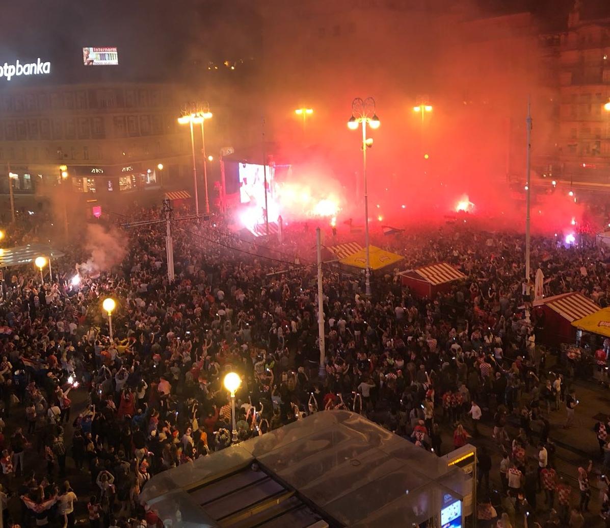 Photo of DOČEK VATRENIH Ovo je trasa kojom će reprezentacija doći do Jelačićevog trga