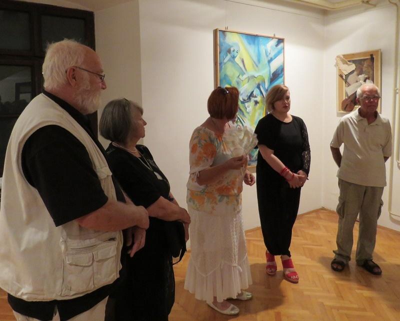 """Photo of U Muzeju Like otvorena izložba """"Bugarska i Hrvatska-mistika umjetnosti"""""""