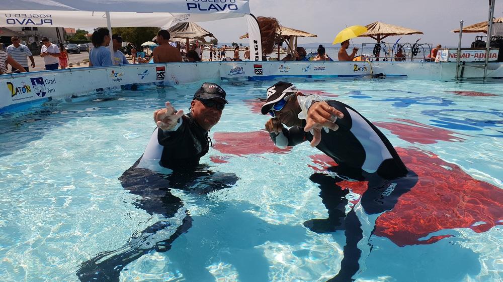 Photo of Ronilački spektakl iznenadio mnogobrojne turiste besplatnim probnim ronjenjima