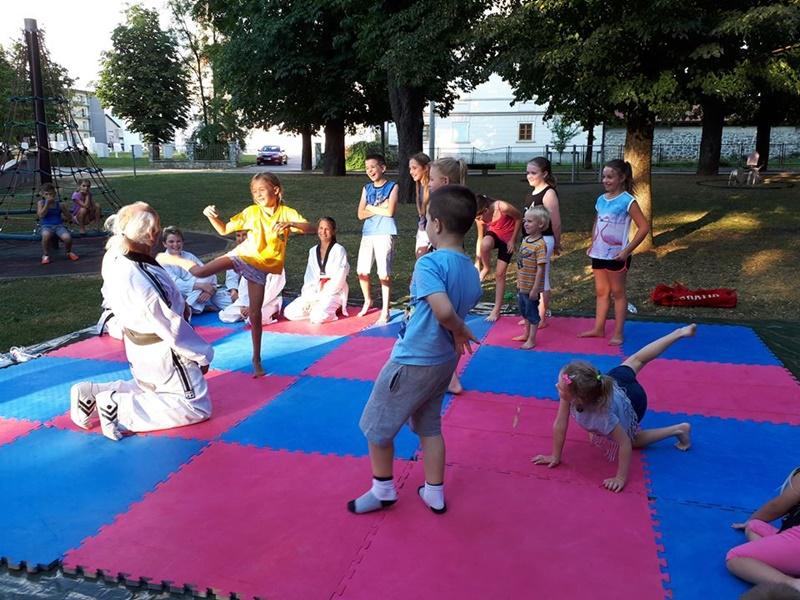 Photo of FOTO U sklopu Dječjeg ljeta u Otočcu održana radionica samoobrane