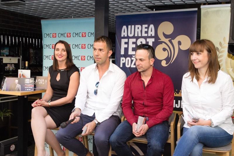 Photo of U Zagrebu predstavljen program ovogodišnjeg požeškog Aurea festa